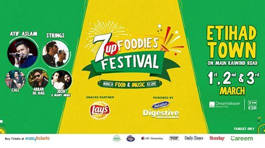 7UP Foodies